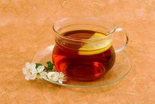 Free Tea With Lemon Stock Photos - 5149833