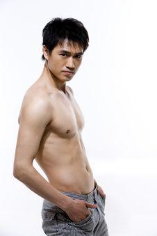 Free Chinese Man Royalty Free Stock Image - 5149836