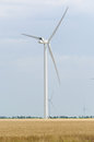 Free A Wind Farm In The Wide Spread Field Stock Images - 51450314