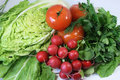 Free Vegetables For Salad Stock Photography - 5151782