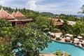 Free Tropical Resort Stock Image - 5154881