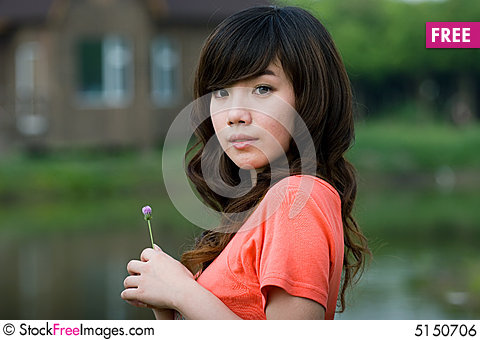 Free Young Lady Royalty Free Stock Image - 5150706