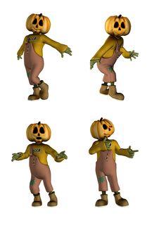 Free Jack O  Lanterns Stock Images - 5150394