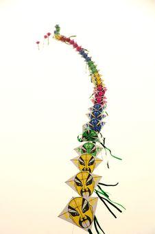 Free Chinese Kite Royalty Free Stock Image - 5151206