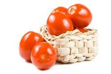 Free Fresh Tomatoes. Royalty Free Stock Photos - 5151208