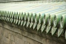 Free Chinese Traditional Construction Stock Photography - 5151252