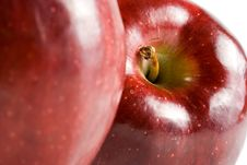 Free Red Apple Royalty Free Stock Image - 5151436