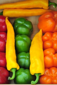 Free Mixed Vegetables Stock Photography - 5151732