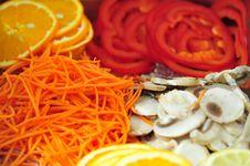 Free Mixed Vegetables Royalty Free Stock Photos - 5151798