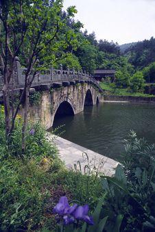 Free Bridge Royalty Free Stock Images - 5151869