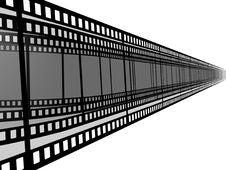 Free Blank Filmes Stock Photography - 5151942