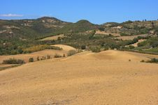 Free Hills, Umbria Stock Image - 5152241