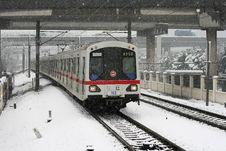 Free Shanghai Metro Royalty Free Stock Image - 5152586