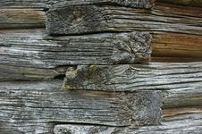 Free Old Wooden House Detail Stock Images - 5152944