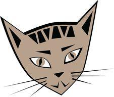 Free Cat Royalty Free Stock Image - 5153076