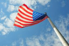 Free American Flag Stock Photography - 5153662