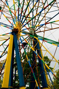 Free Ferris Wheel Stock Photography - 5153722