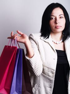 Free Let S Go Shopping Stock Images - 5154014