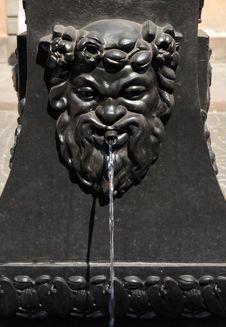 Free Fountain Detail Royalty Free Stock Photos - 5154818