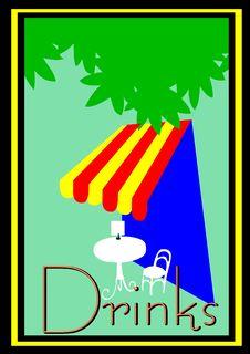 Free Drinks Stock Image - 5155001