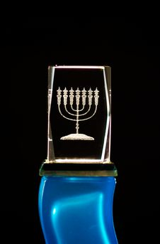 Free Menorah Stock Photography - 5155452
