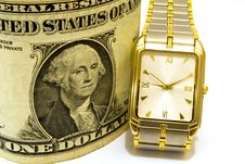 Free Time And Money Royalty Free Stock Photo - 5156315