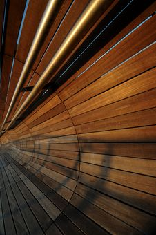 Free Converging Lines And Shadows Stock Photography - 5157032
