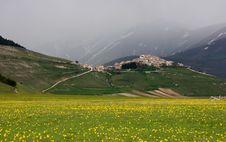 Free Castelluccio Di Norcia, Umbria Stock Images - 5157464
