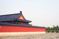 Free Beijing Forbidden City Royalty Free Stock Photography - 5157847
