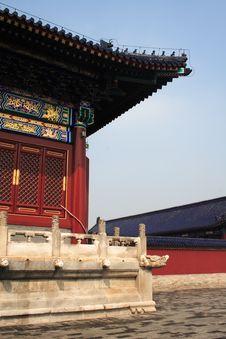 Free Forbidden City Royalty Free Stock Photos - 5157848