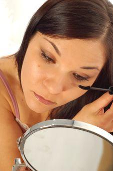 Free Makeup Royalty Free Stock Photos - 5158608