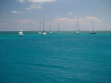 Free Boats On The Water Royalty Free Stock Photo - 5158725