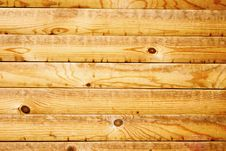 Free Wall Of Wooden Planks As Background Royalty Free Stock Photography - 51596307