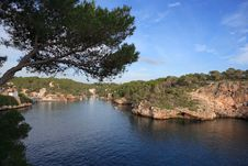 Free Mediterranean Coast Royalty Free Stock Photography - 5164997