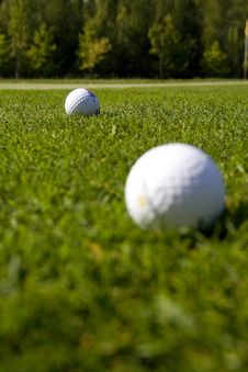 Free Golf Theme Stock Image - 5165531