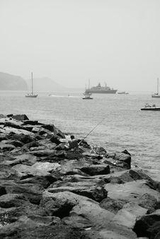 Free The Sea, Stones, The Ships! Stock Photos - 5165643