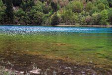 Free Colorful Lake Stock Image - 5165771