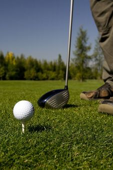 Free Golf Theme Stock Images - 5165804