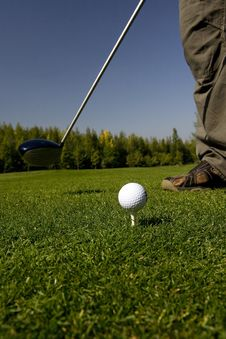 Free Golf Theme Stock Photography - 5165842