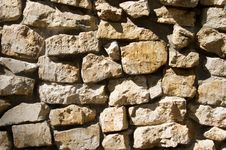 Free Stone Background Stock Image - 5165901