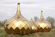 Free Golden Dome Stock Photo - 5166540