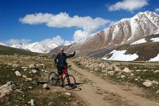 Free Mountains Royalty Free Stock Photos - 5167428