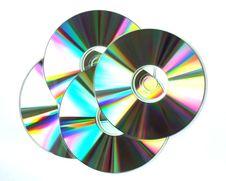 Free CD -  Disk Stock Photos - 5168343