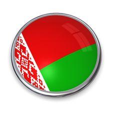 Banner Button Belarus Royalty Free Stock Images