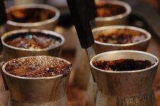 Free Turkish Coffee. Royalty Free Stock Photo - 5168995