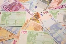 Free European Banknotes Royalty Free Stock Photography - 5169227