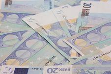 Free European Banknotes Stock Image - 5169231