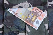 Free Euro Royalty Free Stock Photo - 5169255