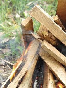 Free Campfire Stock Image - 5169371