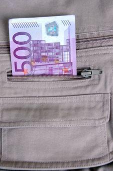 Free Euro Royalty Free Stock Photo - 5169375
